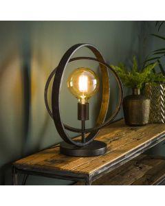 Tafellamp Turn around - 1 lichts - Rond