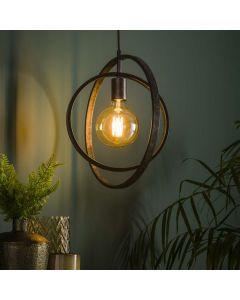 Hanglamp Turn around - 1 lichts - Rond
