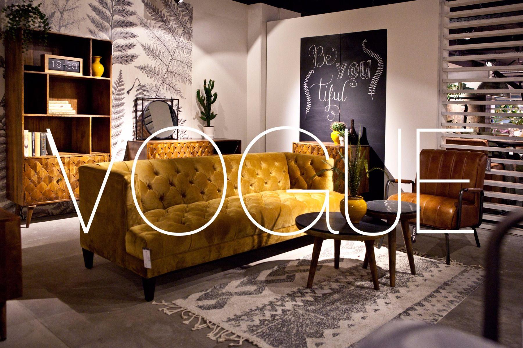 Bank Vogue!